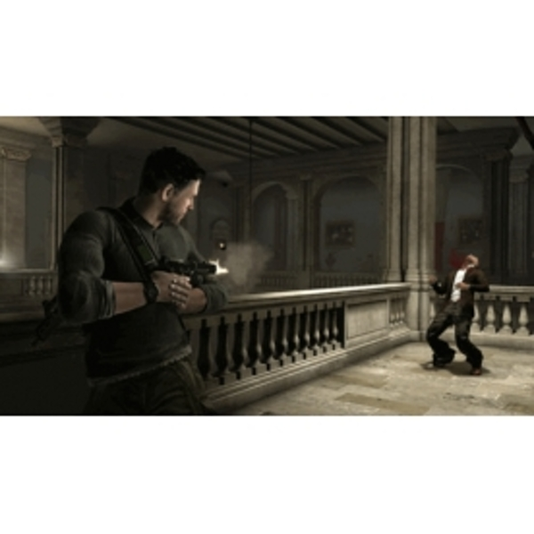 Tom Clancys Splinter Cell Conviction Game Xbox 360 - Image 3
