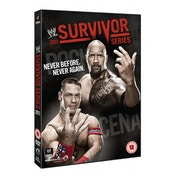 WWE - Survivor Series 2011 DVD