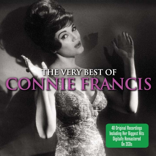 Connie Francis - Very Best Of Connie Francis  The CD