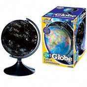 Ex-Display 2 in 1 Globe Earth and Constellations Used - Like New