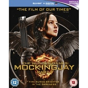 The Hunger Games: Mockingjay Part 1 Blu-ray
