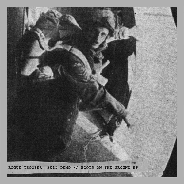 Rogue Trooper - 2015 Demo/Boots On The Ground Vinyl