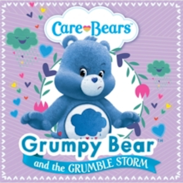 Care Bears: Grumpy and the Grumble Storm Storybook