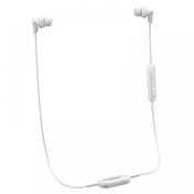 Panasonic RPNJ300BEW Wireless Ergo-Fit Bluetooth Earphones White