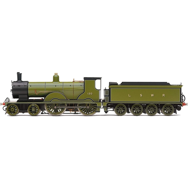 Hornby LSWR Class T9 4-4-0 120 Era 2 Model Train