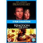 Braveheart/Kingdom Of Heaven [DVD]