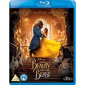 Beauty & The Beast (Live Action) Blu-ray