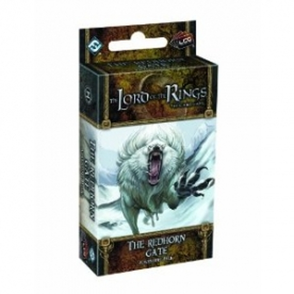 The Lord of the Rings The Redhorn Gate Adventure Pack
