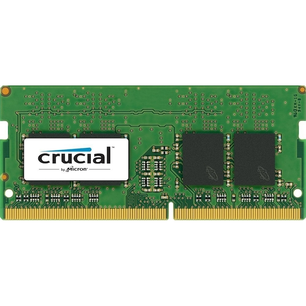Crucial 16GB DDR4 2400 MT/s