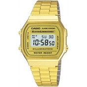 Casio A168WG-9W Classis Digital Watch Gold