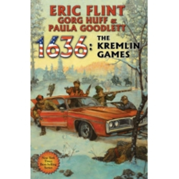 1636: The Kremlin Games by Eric Flint (Book, 2013)
