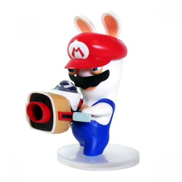 Mario and Rabbids Kingdom Battle Rabbid Mario 3 inch