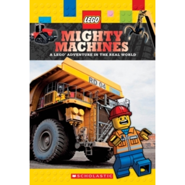 LEGO Non Fiction: Mighty Machines