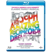 Joseph And The Amazing Technicolor Dreamcoat Blu-Ray