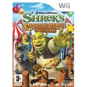 Shreks Carnival Craze Game Wii