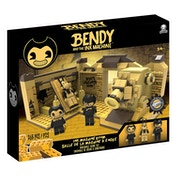 K'NEX Collector Bendy and the Ink Machine Scene Set