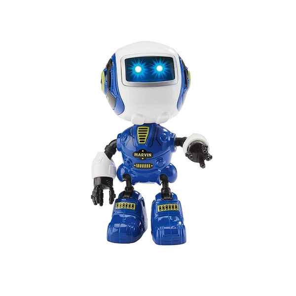 Marvin Blue Toy Robot (Funky Bots) Revell Control