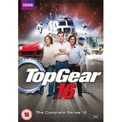 Top Gear Series 16 DVD