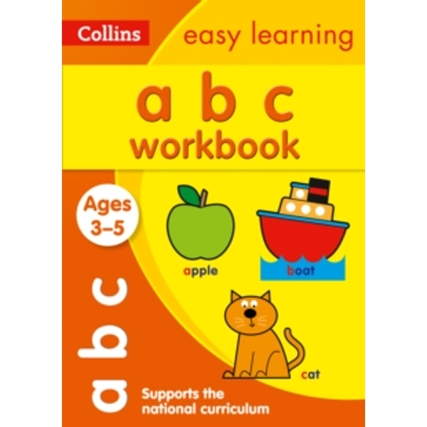 ABC Workbook Ages 3-5: New Edition