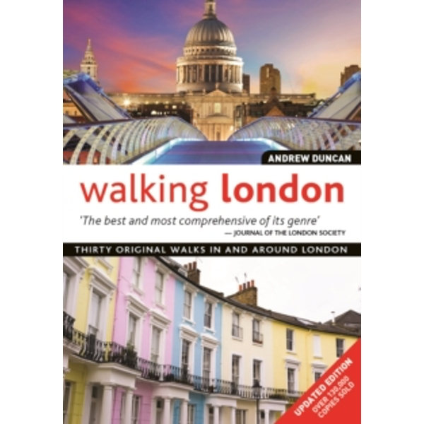 Walking London, Rev Edn