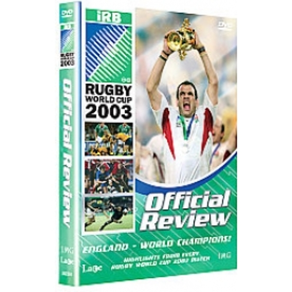 Rugby World Cup 2003 - Official Review