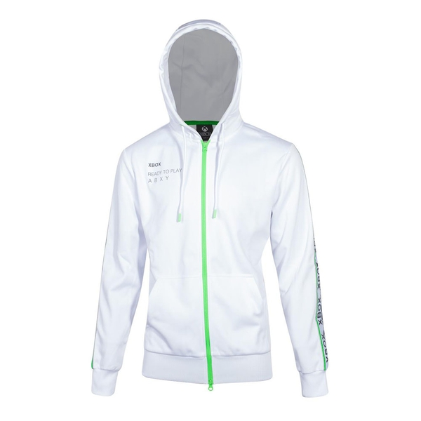 Microsoft - Team Xbox Men's X-Large Hoodie - White