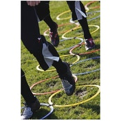 Precision Training Speed Agility Interlocked Hoops