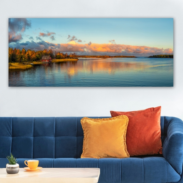 YTY141667_50120 Multicolor Decorative Canvas Painting
