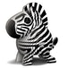 EUGY Zebra 3D Craft Kit - Image 2