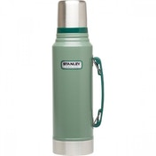 Stanley Classic Vacuum Insulated Bottle 1L - Green