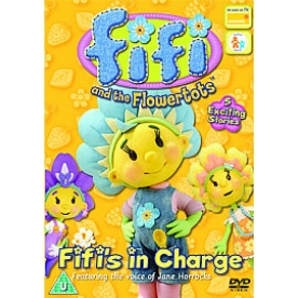 Fifi And The Flowertots - Fifi\'s In Charge [DVD] [DVD] (2005) Jane Horrocks