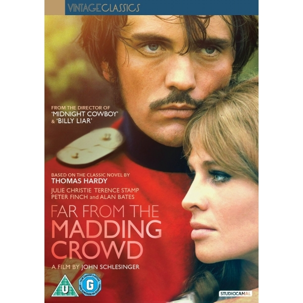 Far From the Madding Crowd 1967 DVD
