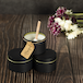 Candle Tins with Lids - Set of 24 | M&W - Image 4