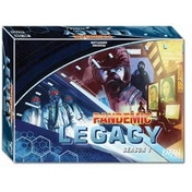 Pandemic Legacy Season 1 Blue Edition