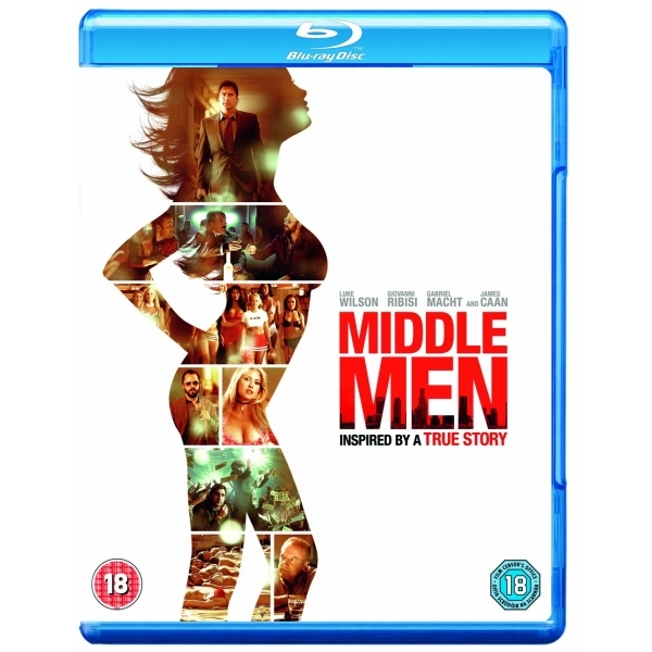 Middle Men Blu-ray - Image 1