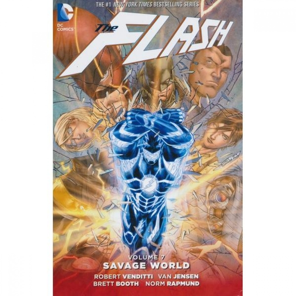 Flash Volume 7: Savage World