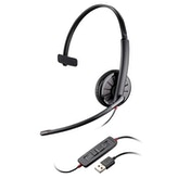 Plantronics Blackwire C315-M Monaural Head-band Black