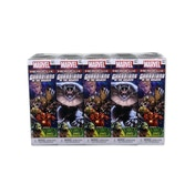Marvel Heroclix Guardians Of The Galaxy Brick - Case Of 10 Boosters
