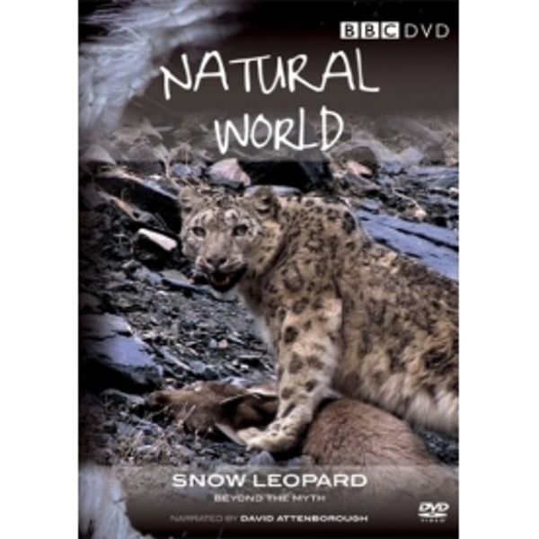 Natural World Snow Leopard DVD