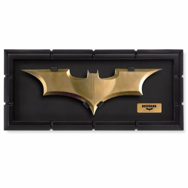Batarang Dark Knight Rises Replica By The Noble Collection