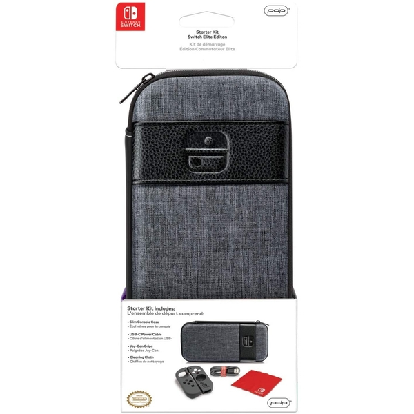 PDP Switch Elite Edition Starter Kit for Nintendo Switch