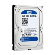 Western Digital Blue - 320GB Desktop SATA Hard Drive - OEM