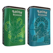 Pokemon TCG Elite Trainer Trading Card Deck Shield Tin