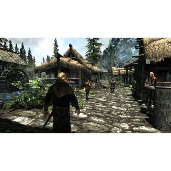 The Elder Scrolls V 5 Skyrim Legendary Edition Game Xbox 360 - Image 3