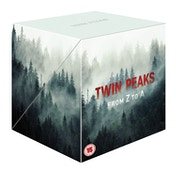 Twin Peaks: From Z to A Blu-ray