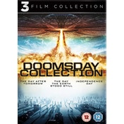Doomsday Collection: The Day After Tomorrow   The Day the Earth Stood Still   Independence Day DVD