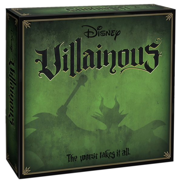 Disney Villainous Board Game - Image 1