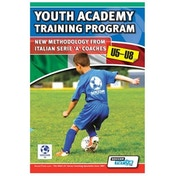SoccerTutor Youth Academy Training Program U5-8 Book
