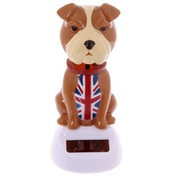 UK Bulldog Solar Powered Solar Pal
