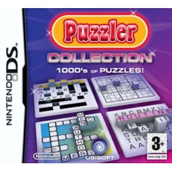 Puzzler Collection Game DS